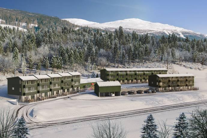 Bild från BRF Vinterträdgården