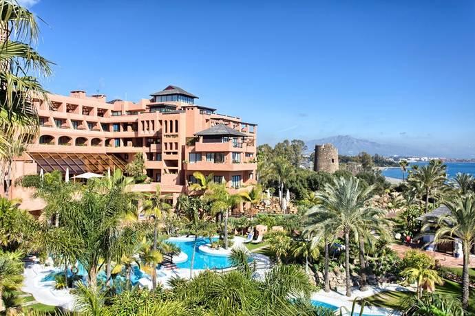 Bild: 4 rum bostadsrätt på Kvalitets våning på lyxiga Hotel Kempinski!, Spanien Estepona - New Golden Mile