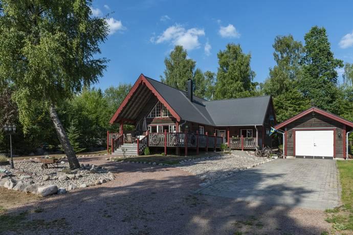 Bild: 6 rum villa på Enevången Bokvägen 8, Hörby kommun Ludvigsborg