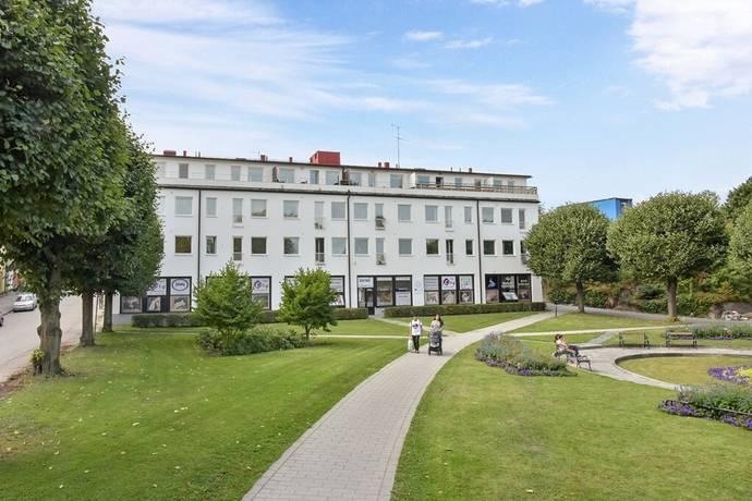 Bild: 1 rum bostadsrätt på Kaplansgatan 6, Södertälje kommun