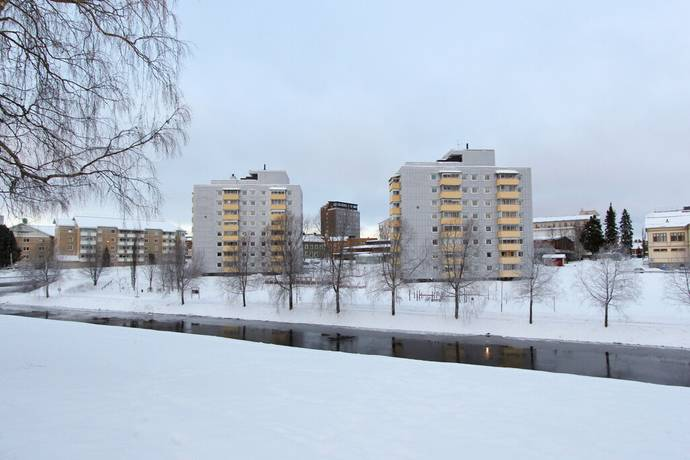 Bild: 3 rum bostadsrätt på Kyrkgatan 16, Bodens kommun Centrum