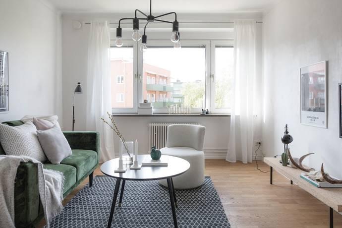 Bild: 2 rum bostadsrätt på Idaborgsgatan 57C, Malmö kommun Ellstorp