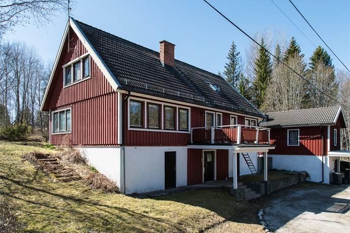 Bild: 6 rum villa på Kärvsåsen Flatvägen 7, Rättviks kommun Kärvsåsen