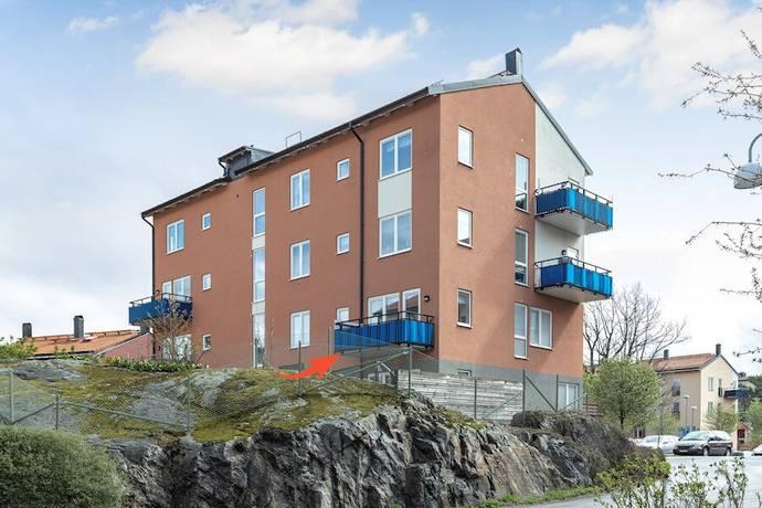 Bild: 4 rum bostadsrätt på Snickargränd 1, Nynäshamns kommun