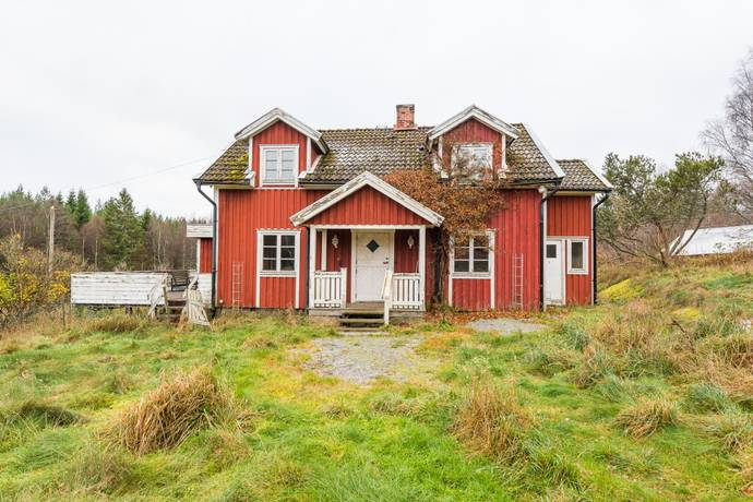 Bild: 7 rum villa på Ornunga Skogsgläntan, Vårgårda kommun