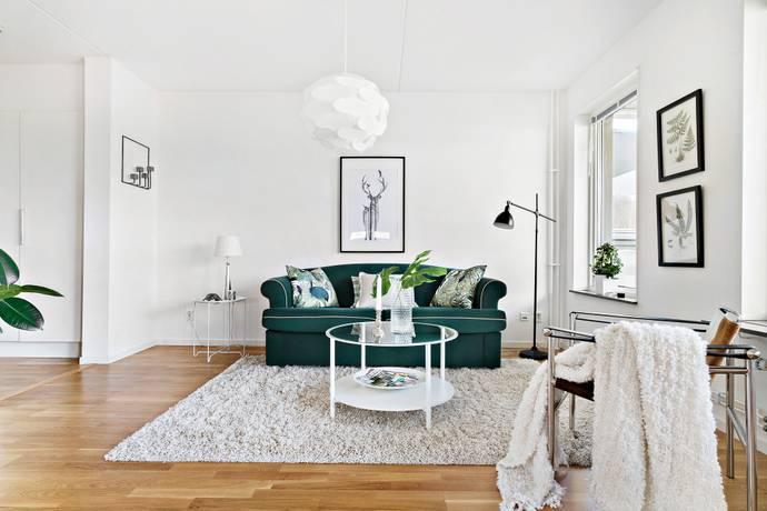 Bild: 2 rum bostadsrätt på Pippi Långstrumps gata 46, Stockholms kommun Bromma / Annedal