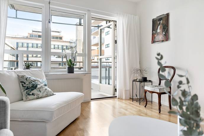 Bild: 2 rum bostadsrätt på Östra Torggatan 9, Karlstads kommun Centrum
