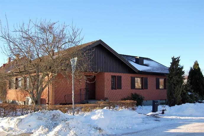 Bild: 5 rum villa på Algatan 1, Hörby kommun