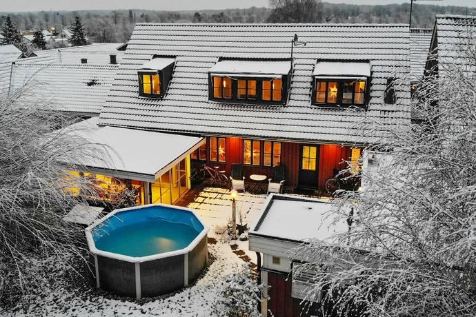 Bild: 8 rum villa på Gunnar Nilssons Väg 21, Karlskrona kommun Spandelstorp