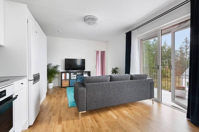 Bild: 2 rum bostadsrätt på Åby Allé 7B, 3tr, Vallentuna kommun Åby Ängar