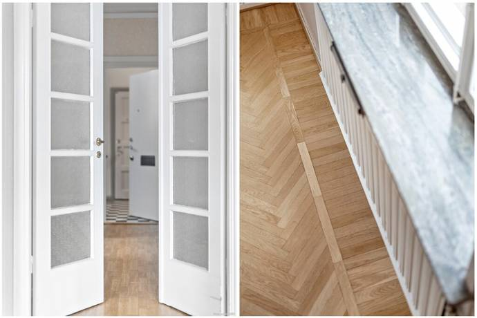 Bild: 3 rum bostadsrätt på Fästningsgatan 4A, Kristianstads kommun Kristianstad - Östermalm