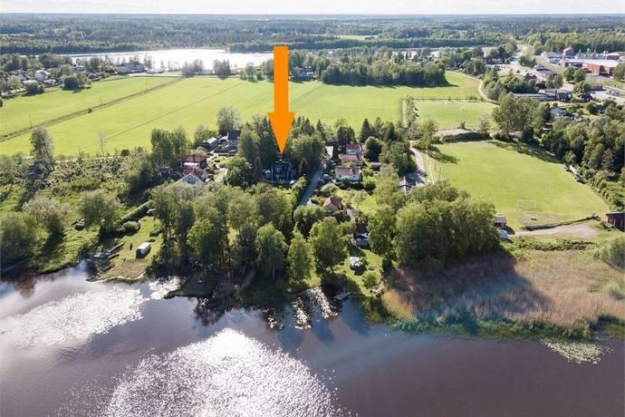 Bild: 4 rum villa på Hörlins Väg 4, Heby kommun Morgongåva