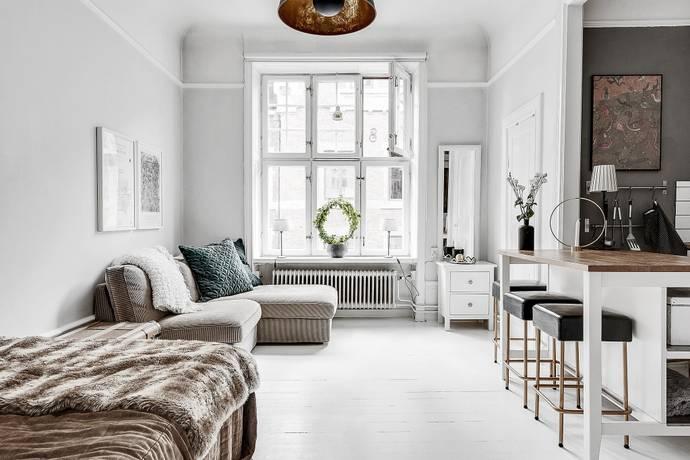 Bild: 1 rum bostadsrätt på Roslagsgatan 62, Stockholms kommun Vasastan