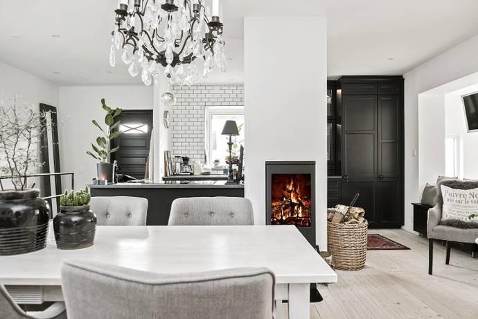 Bild: 5 rum villa på Södra Hunnetorpsvägen 198, Helsingborgs kommun Eskilsminne