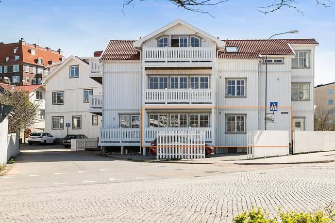 Bild: 3 rum bostadsrätt på Drottninggatan 31, Lysekils kommun Gamlestan