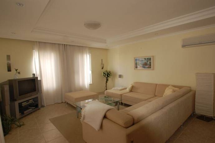 Bild: 3 rum bostadsrätt på Tosmur id 3172 Begonvil, Turkiet Alanya