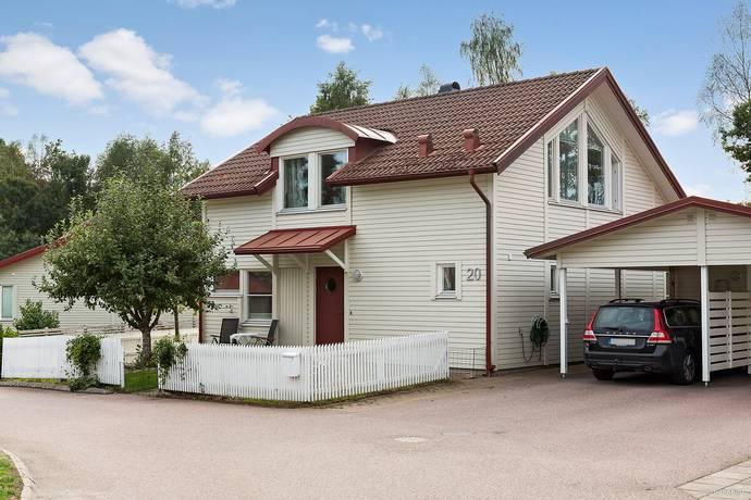 Bild: 4 rum villa på Valås Parkväg 20, Mölndals kommun Lindome - Valåsdalen