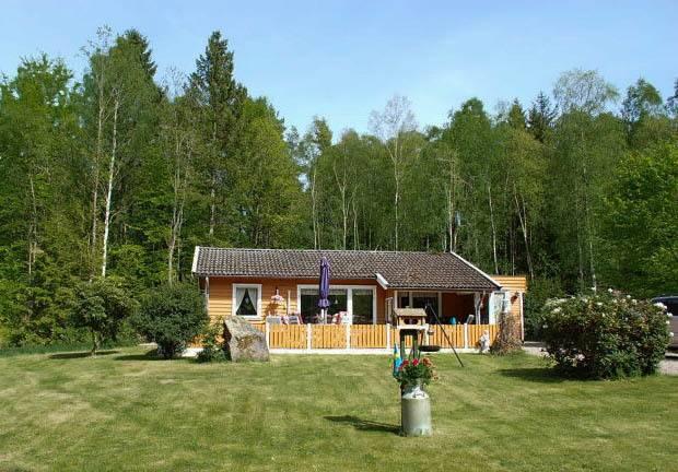 Bild: 4 rum villa på Bögilts Stugområde 158, Laholms kommun Bögilt