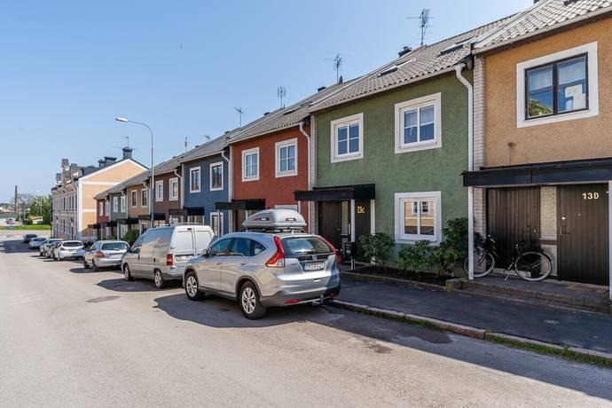 Bild: 6 rum radhus på Repslagaregatan 13C, Oskarshamns kommun Centralt