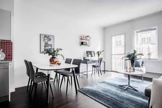 Bild: 2 rum bostadsrätt på Kronhusgatan 2E, Göteborgs kommun Inom Vallgraven