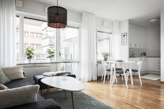 Bild: 1,5 rum bostadsrätt på Bågljusvägen 5, 1tr, Stockholms kommun Kungsholmen