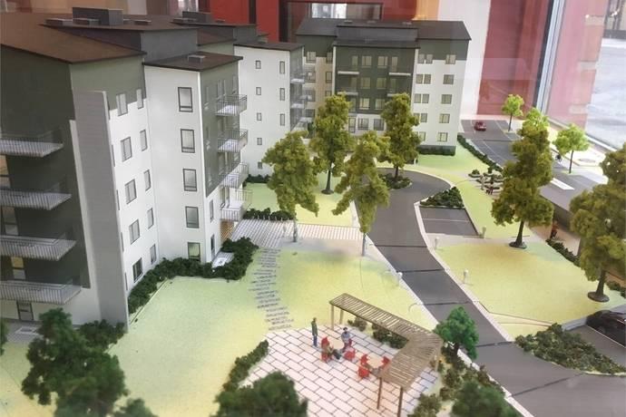 Bild: 3 rum bostadsrätt på Tegvägen 9, 1tr, Järfälla kommun Viksjö