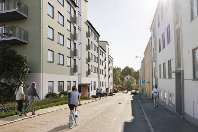 Bild från Brf Ärlan i Göteborg - Nyproduktion Majorna