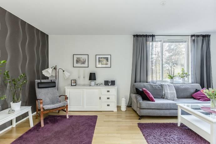 Bild: 2 rum bostadsrätt på Mörbyhöjden 7, 2tr, Danderyds kommun Mörbyskogen