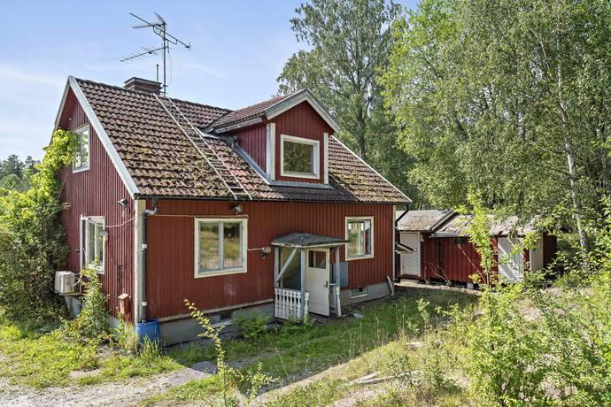 Bild: 4 rum villa på Lastbergsvägen 12, Håbo kommun Bålsta