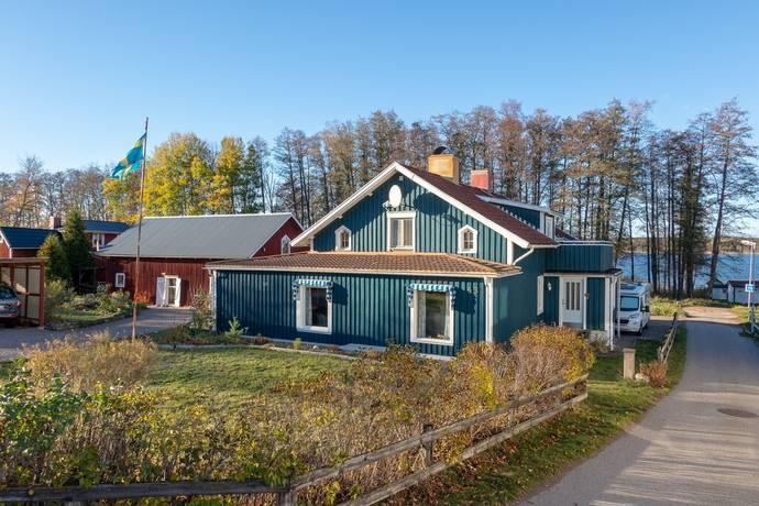 Bild: 7 rum villa på Bjurbacksvägen 53, Tibro kommun Fagersanna