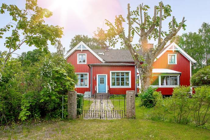 Bild: 7 rum villa på Tingshusvägen  4B, Kalmar kommun Vassmolösa