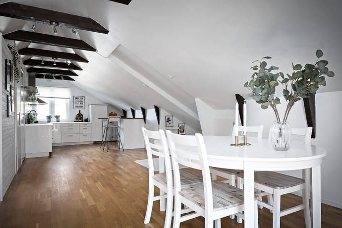 Bild: 1 rum bostadsrätt på Gustavsgatan 70, Göteborgs kommun Bagaregården/Munkebäck
