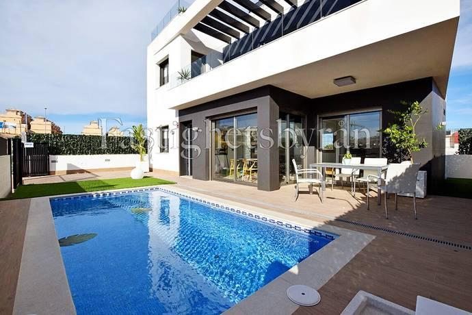 Bild: 4 rum villa på Villa med egen pool!, Spanien Villamartin | Torrevieja