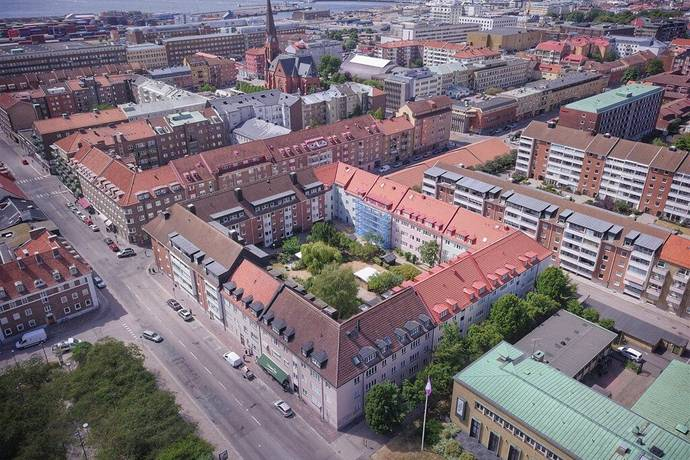 Bild: 2 rum bostadsrätt på Hantverkaregatan 35, Helsingborgs kommun Söder City