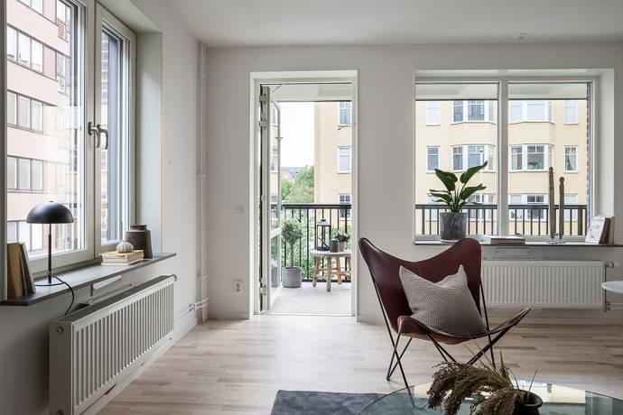 Bild: 3 rum bostadsrätt på Tideliusgränd 5, 2 tr, Stockholms kommun Södermalm - Katarina