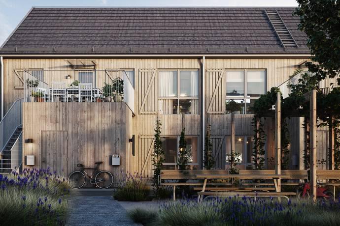 Bild: 3 rum bostadsrätt på Seglarängsvägen 23B, Kungsbacka kommun Kullavik