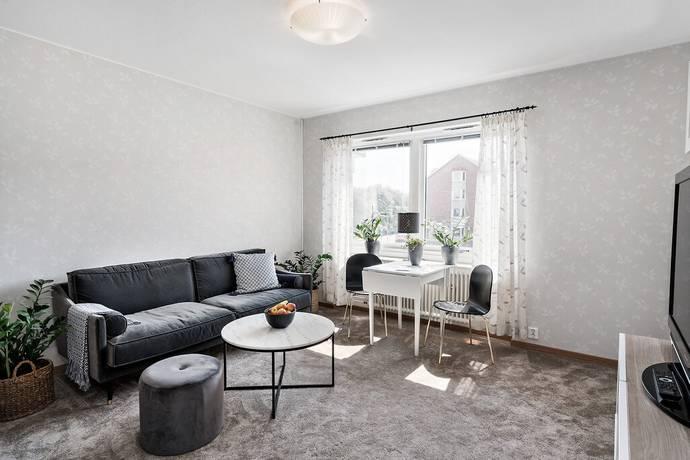 Bild: 1 rum bostadsrätt på Gethornskroken 4c, Hässleholms kommun