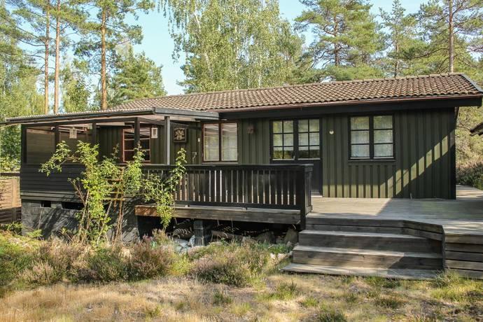 Bild: 4 rum fritidshus på Lilla Rätö Ängalag två tomt 51, Västerviks kommun Lilla Rätö