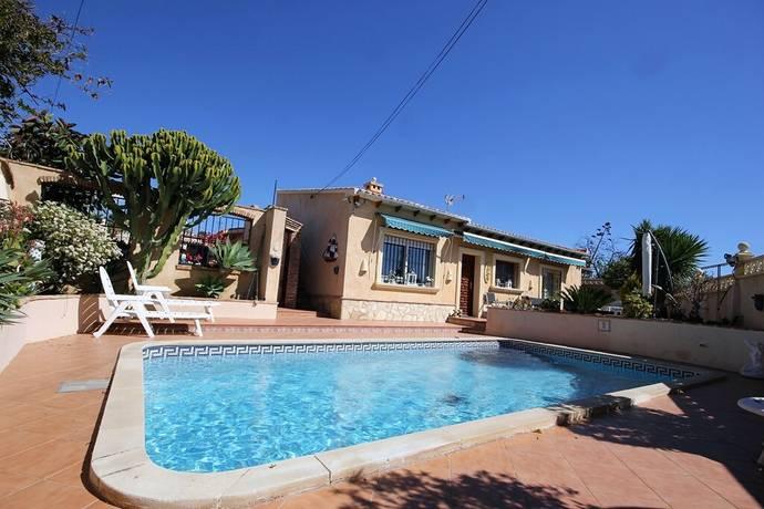 Bild: 4 rum villa på Enplansvila y i Alfaz del Pi!, Spanien COSTA BLANCA - ALFAZ DEL PI