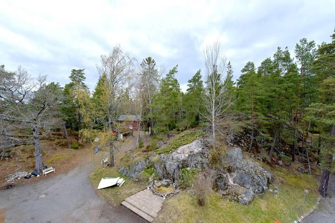 Bild: tomt på Himmelsbodavägen 30, Botkyrka kommun Tumba