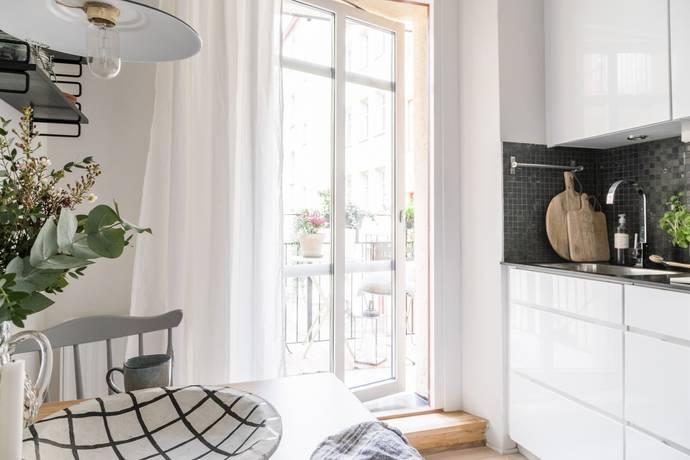 Bild: 1 rum bostadsrätt på Karl Gustavsgatan 20B, Göteborgs kommun Vasastaden