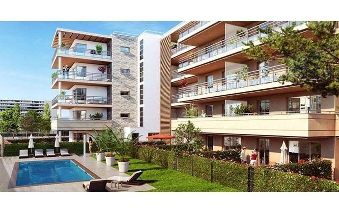 Bild: 2 rum bostadsrätt på Antibes, Frankrike Franska Rivieran