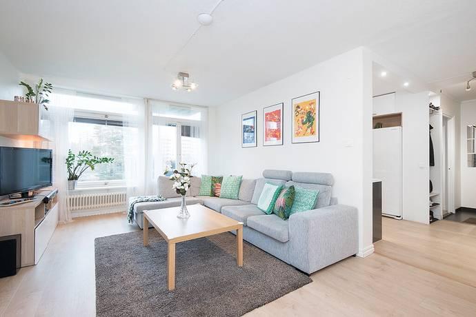 Bild: 4 rum bostadsrätt på Fjugestagränd 3, Stockholms kommun Bandhagen - Ormkärr