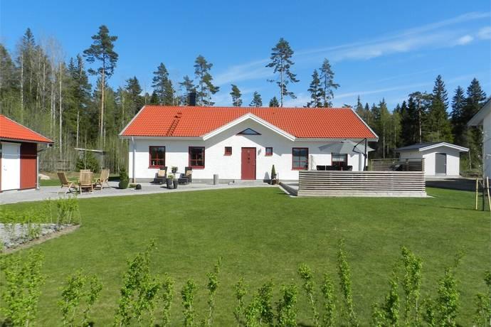 Bild: 5 rum villa på Vallbohagavägen 25, Nässjö kommun Vallbohaga
