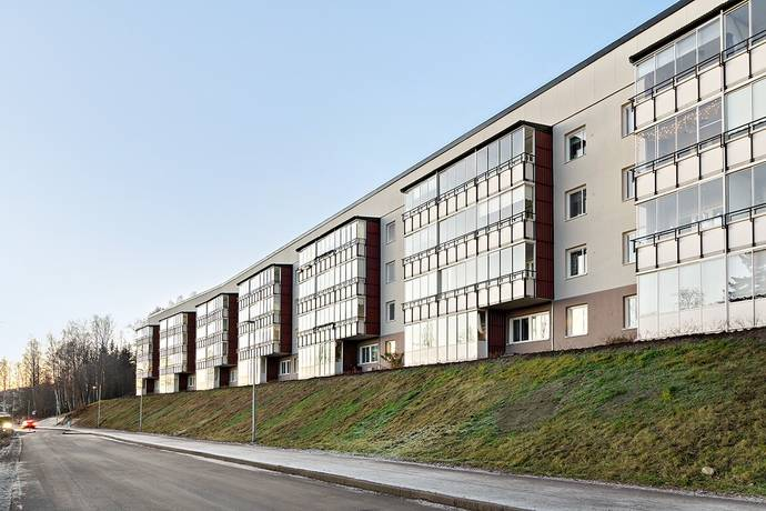 Bild: 2 rum bostadsrätt på Tjädervägen 9, Sundsvalls kommun Korsta