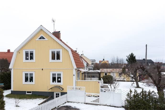 Bild: 5 rum villa på MUSKOTVÄGEN 6, Västerås kommun Hammarby Stadshage
