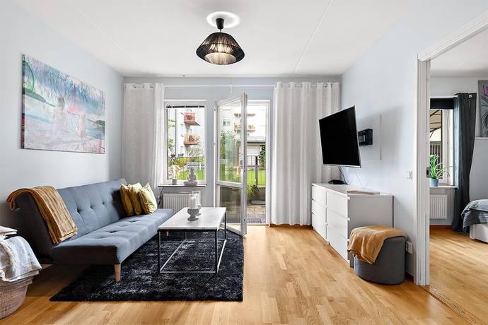 Bild: 2 rum bostadsrätt på Vattugatan 8, Sundbybergs kommun Centrala Sundbyberg