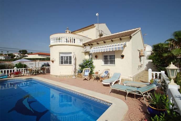 Bild: 5 rum villa på 4 sovrum villa med privat pool, Spanien Torrevieja Söder - San Miguel de Salinas