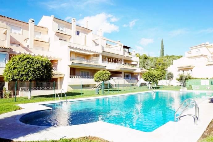 Bild: 2 rum bostadsrätt på Fin lägenhet med stor terrass i Rio Real!, Spanien Marbella - Rio Real