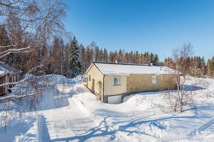 Bild: 5 rum villa på Sätervägen 4, Sundsvalls kommun Alnö